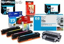 Venta de toner y catridge originales y alternativos