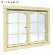 Ventana adicional doble 117 x 91 summer 70 mm