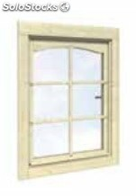 Ventana adicional simple 76 x 85 cm summer 44 mm