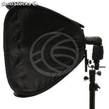 Ventana difusora softbox plegable 54x54cm (ES66-0002)