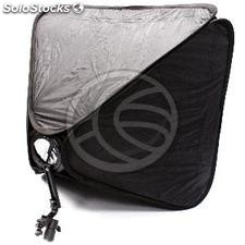 Ventana difusora softbox plegable 80x80cm (ES67-0002)