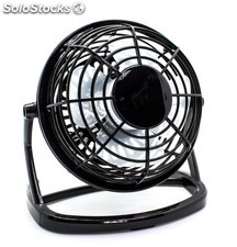 ventilador cool pc usb negro PEC03-11065