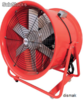 ventilador-extractor de suelo metal works mv500sl