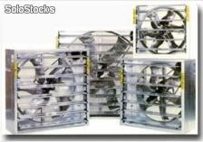 Ventilador Industrial - Tipo MP Montaje en Pared