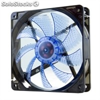 Ventilador NOX Caja Cool Fan 12cm Led Azul