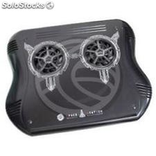 "Ventilateur d""ordinateur portable Evercool NP-501 (écran large 17 (VE67)"