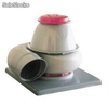"Ventilateurs centrifuges simple ouie plastiques ATEX ""ASP"""