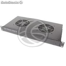 "Ventilation Rack Kit 19"" 1U 2 fans 120mm (RK62)"