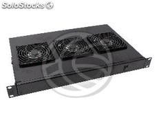 "Ventilation Rack Kit 19""1U 3 fans 120mm (RK63-0002)"