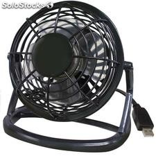 Ventilatore PC USB, 4 pale