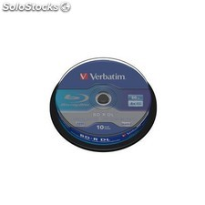 Verbatim - bd-r dl 50GB 6 x 10 Pack Spindle bd-r 50GB 10pieza(s)
