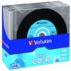 Verbatim cd-r super azo slim case 10 52x 700mb 43426
