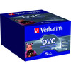 Verbatim mini dvc pack 5 60 min 47652