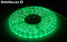 verde tira led flexible (smd3528)
