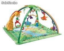 Verkaufen: Fisher-Price Rainforest Melodies and Lights Deluxe Gym