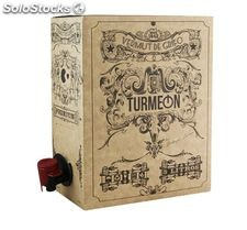 Vermouth Turmeon Rojo Bag in Box 3 L.