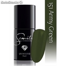 Vernis gel nº151 (Army Green)