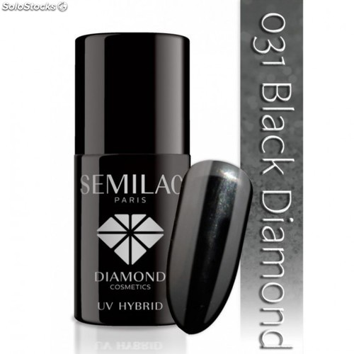 Vernis gel nº31 (Black diamond)
