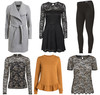 Vero Moda, Only,Vila, Vila, Jack Jones, Name IT, Outffiter
