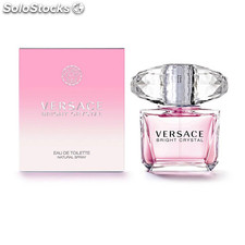 Versace - bright crystal edt vapo 90 ml