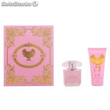 Versace bright crystal lote 2 pz