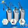 vertical co2 fractional laser with american rf metal tube machine