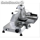 Vertical slicer-mod. f 250 v-suitable for meats or meat-power supply 230v/1/50