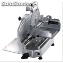 Vertical slicer-mod. f 350 v-suitable for meats or meat-power supply 230v/1/50