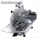Vertical slicer-mod. f 370 v-suitable for meats or meat-power supply 230v/1/50