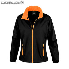 Veste Softshell Femmes RE231F-or-xl, Orange