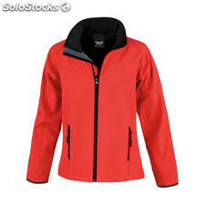 Veste Softshell Femmes RE231F-rd-xxl, rouge