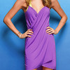 Vestido playero morado - low cost - 8436550132724 - B825