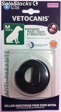 Veto collier insect moy chien