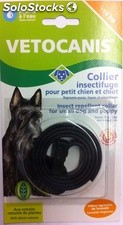 Veto collier insect pt chien