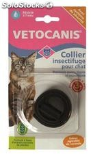 Veto collier insectifug chat