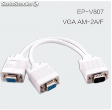 Vga am-2AF cables apoyo de películas-DVDs lcd, dlp, lcos cables al por mayor