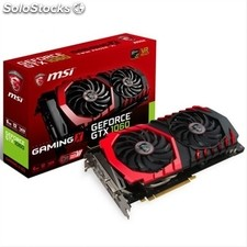 Vga msi geforce gtx 1060 gaming x 6GB