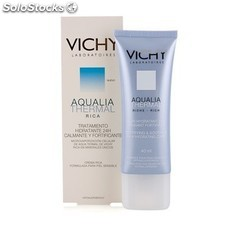 Vichy Aqualia Thermal Hidratante Rica Tubo, 40ml