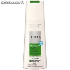 Vichy dercos champu anticaspa cabello graso-normal 200ML