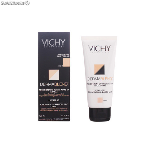 vichy dermablend fond de teint correcteur total corps 16h light. Black Bedroom Furniture Sets. Home Design Ideas