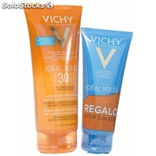 Vichy Ideal Soleil SPF 30 Leche-Gel Ultra Fundente 200 ml.
