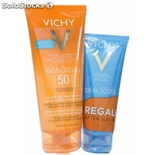 Vichy Ideal Soleil SPF 50 Leche-Gel Ultra Fundente 200 ml.