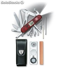 Victorinox Expedition Kit, con 41 funciones y estuche