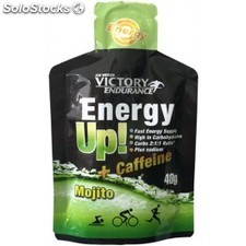 Victory Endurance Energy Up! + Cafeína Gel 1 gel x 40 gr