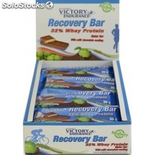 Victory Endurance Recovery Bar 12 barritas x 35 gr (32% Whey Protein)