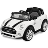 vidaXL Carro ride-on Mini Cooper S branco