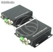 Video by 20Km singlemode fiber optic RS485 2V (CW14)