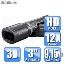 Video camara panasonic hdc-sdt750k