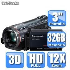 Video camara panasonic hdc-tm700k