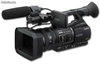 Video camara sony camcorder hdv hvr-z5e
